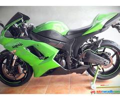 Kawasaki Ninja Zx6 R 2007