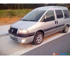 Fiat Scudo 2.0 Hdi 2.0 Hdi 2006