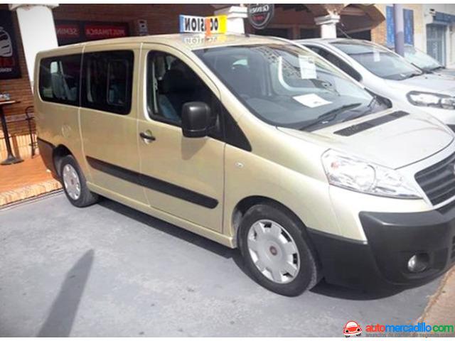 Fiat Scudo 2.0 Mjt 130 Cv 9 Plazas 2.0 2016