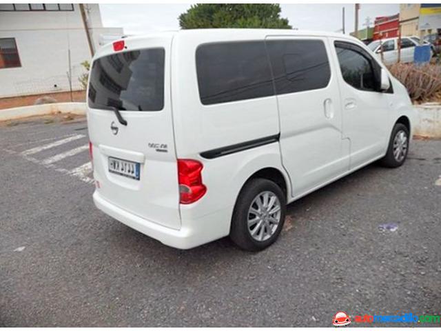 Nissan Nv200 Evalia 2019