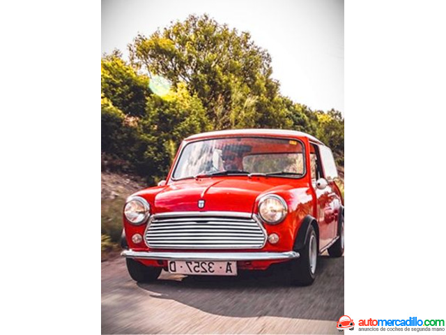 Mini 1000 L 1973