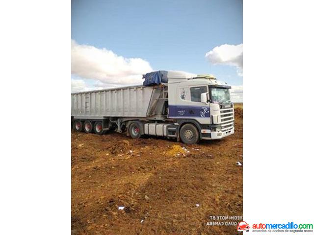 Scania 164 L 480 V8 2004