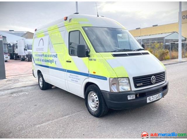 Ambulancia 5 Cilindros Turbo 110 Cv 2003