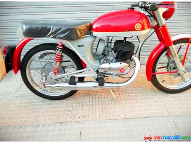 Montesa Spor 250 1966