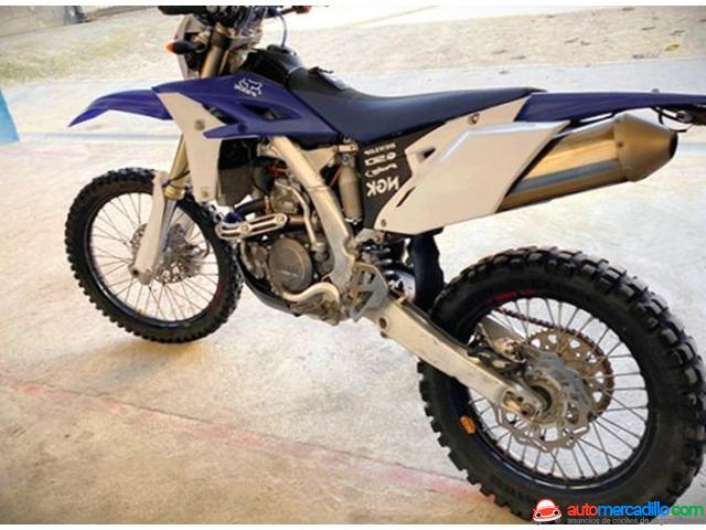 Yamaha Wr 450 F 2014