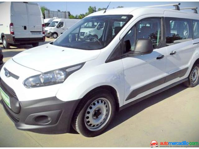 Ford Combi Mixto L2 Largo 95 Cv 1.6 Tdci 2015