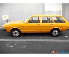 Volkswagen Passat B1 L Variants 1975