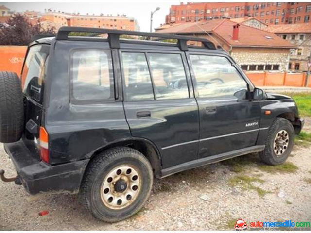 Suzuki Grand Vitara 1.6 I 16v 4x4 1.6