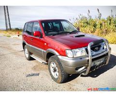 Nissan Terrano Ii Luxury 2000