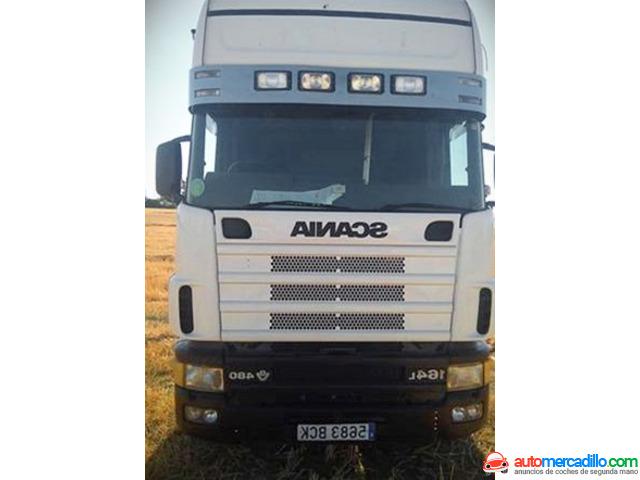 Scania R 144 2000
