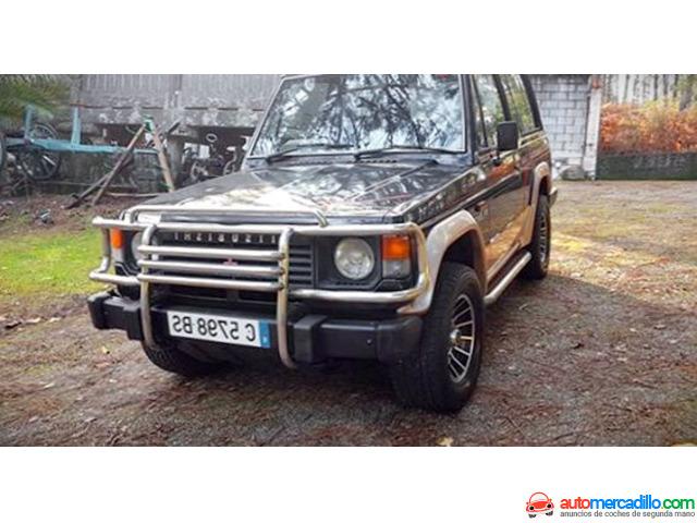 Mitsubishi Montero 1988