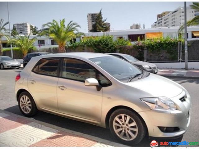 Toyota Auris D4 D 2008
