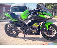 Kawasaki Ninja 650 2018