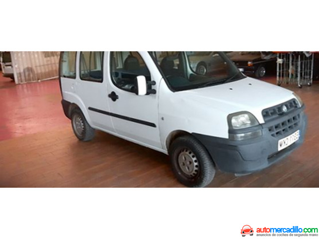Fiat Doblo 1.9 Jtd Sx 100 Cv 1.9 Td 2003