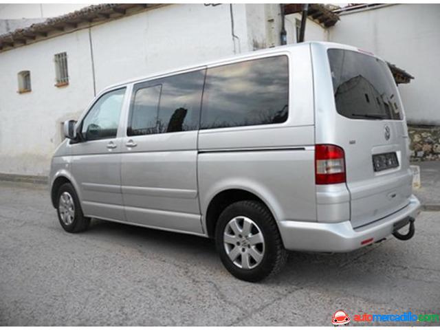 Volkswagen Multivan 2.5 Tdi 174 Cv 2.5 Tdi 2003