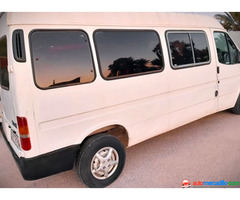 Ford Transi 2.5 Atmosferico 9 Plaza 2.5 1999