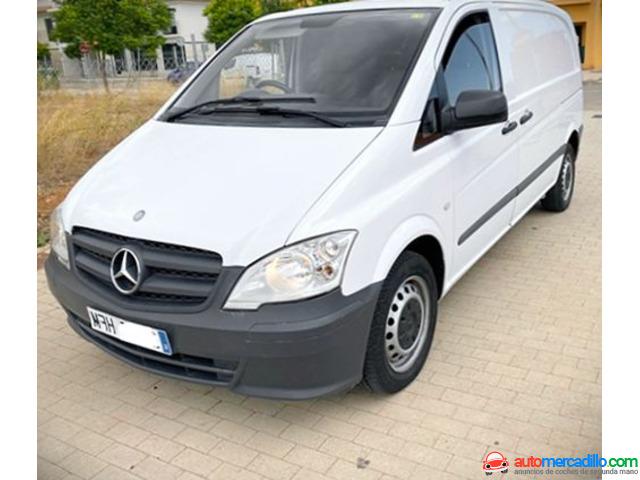 Mercedes-benz Vito 110 Cdi Cdi 2011