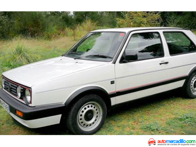 Volkswagen Golf Gti Mk2 3 P Itv 8/ Gti 1989