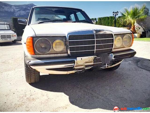 Mercedes 230 1982