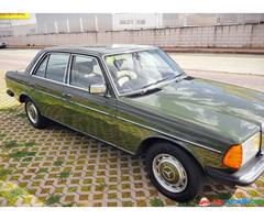 Mercedes 300 D W123 1982