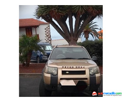 Land-rover Freelander 2004