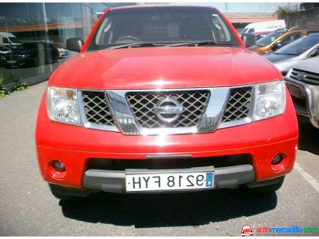 Nissan Pathfinder Cdi Cdi 2008