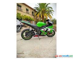 Kawasaki Zx6 R 2006