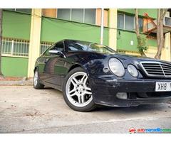 Mercedes-benz Clase Clk 2001