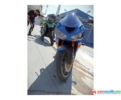Kawasaki Zx6 R 636 2005