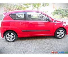 Chevrolet Aveo 1.2 Inyeccion Gasolina 1.2 2010