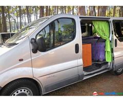 Renault Trafic Camper 2005