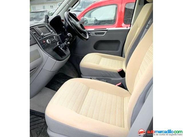 Volkswagen California Asientos Delanteros 2009