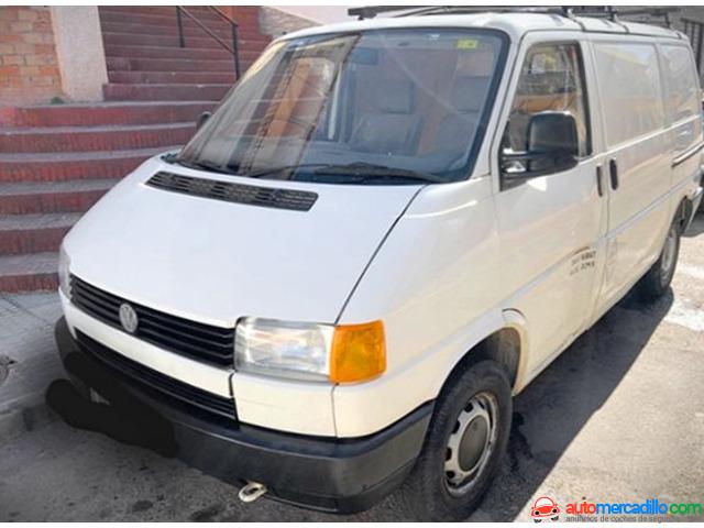 Volkswagen Trasporte 1992