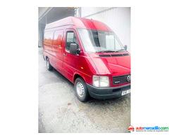 Volkswagen Lt 35 2001