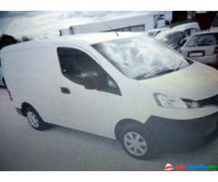 Nissan Nv200 Isotermo 2013