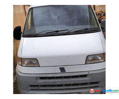 Fiat Ducato 2.8 2.8 2001