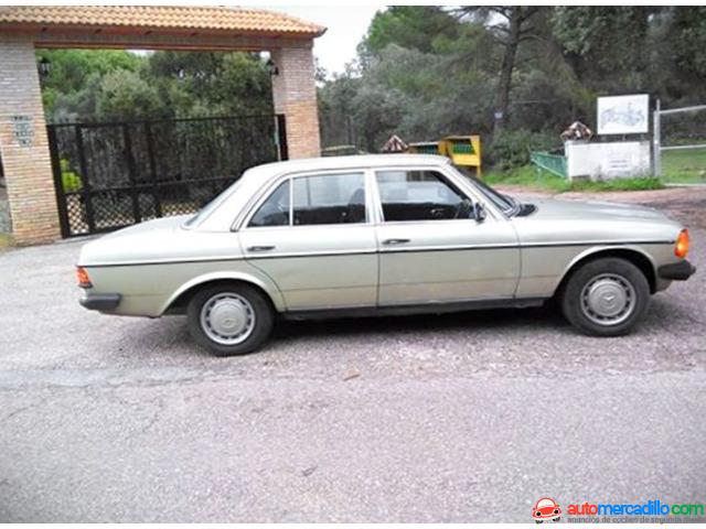 Mercedes-benz 300 D 1981