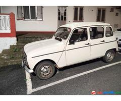 Renault 4 L 1990