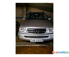 Mercedes-benz Clase Ml 270 Cdi Cdi 2002