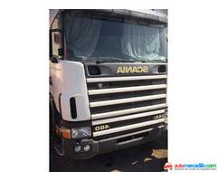 Scania 144 L 460 V8 1998