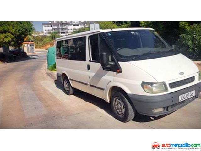 Ford Transit 2.0 Tdi 9 Plazas 100 Cv 2.0 Tdi 2005
