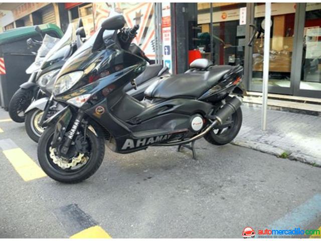 Yamaha Tamx 500 2005