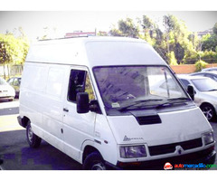 Renault Trafic Repuestos 1998