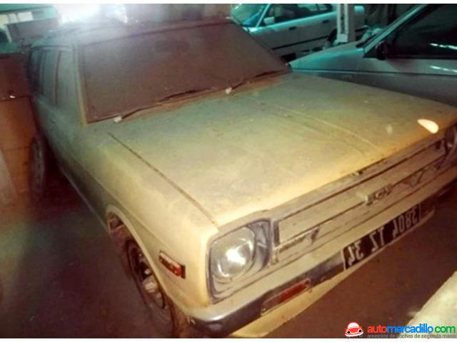 Datsun 120 Y Familiar 1970