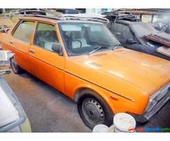 Seat 1600 1980