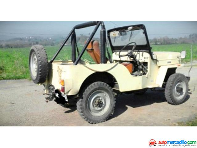 Jeep Bravo 1978