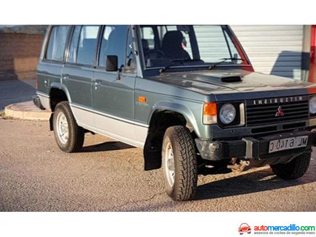 Mitsubishi Montero L Kaiteki 1990