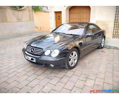 Mercedes-benz Clase Cl 2001