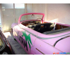 Seat 1400 Cabriolet 1955