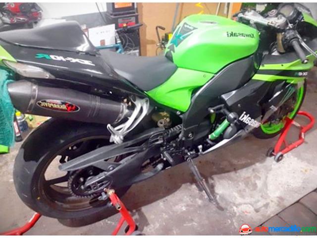 Kawasaki Zx10 R 2006